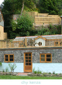 Chy Kenza - self-catering holiday cottage accommodation St Agnes Cornwall