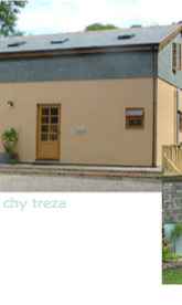 Chy Treza - self-catering holiday cottage accommodation St Agnes Cornwall